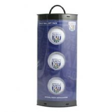 Official West Bromwich Albion FC Golf Balls